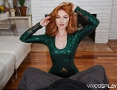 AQUAMAN: MERA A XXX PARODY gallery photo